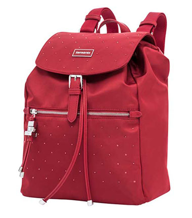 後背包 紅 list | Samsonite